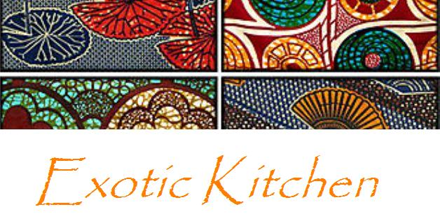 Exotic Kitchen