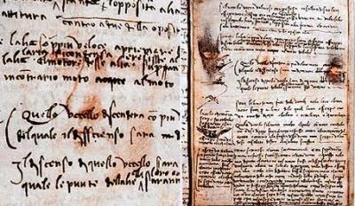 Leonardo envía una carta a la UNESCO...