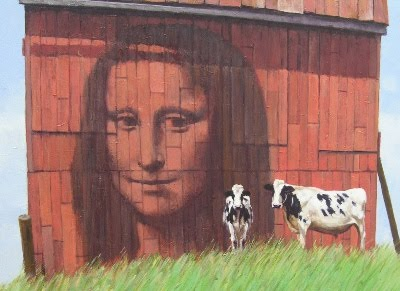 Entonces también las vacas...