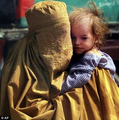 En el desnutrido talibanland, sin embargo...