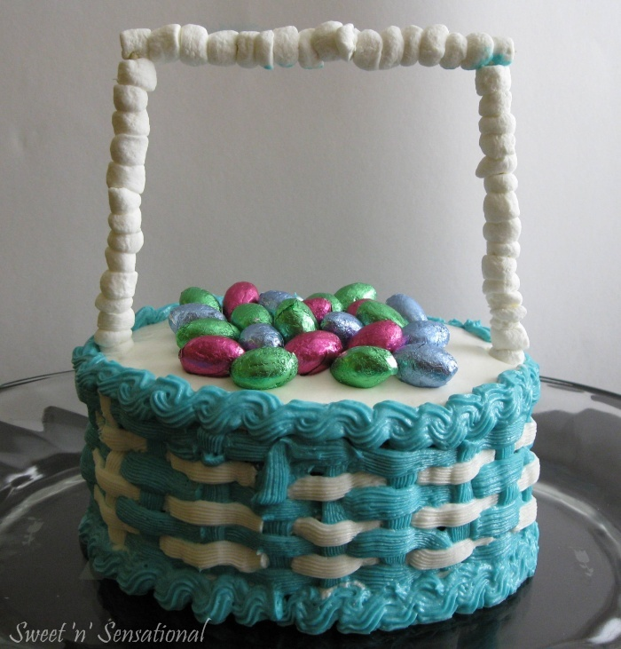 easter cakes pictures. dresses Easter cake: Eggdrop