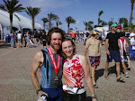 Half Ironman Finishers