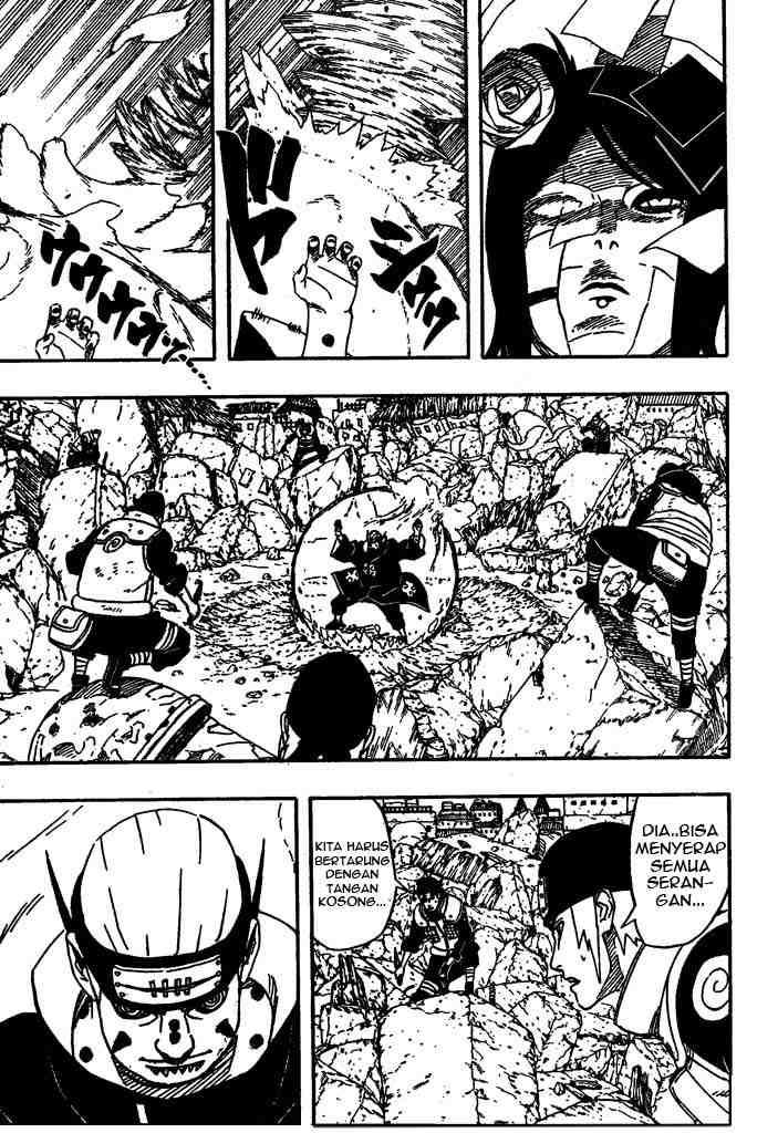 03 Naruto 422   Kakashi Lawan Pain