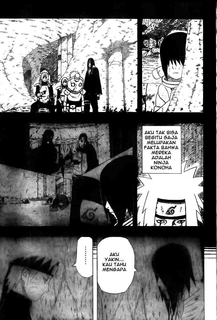 03 Naruto 446   Aku Hanya Ingin Melindungi Mereka