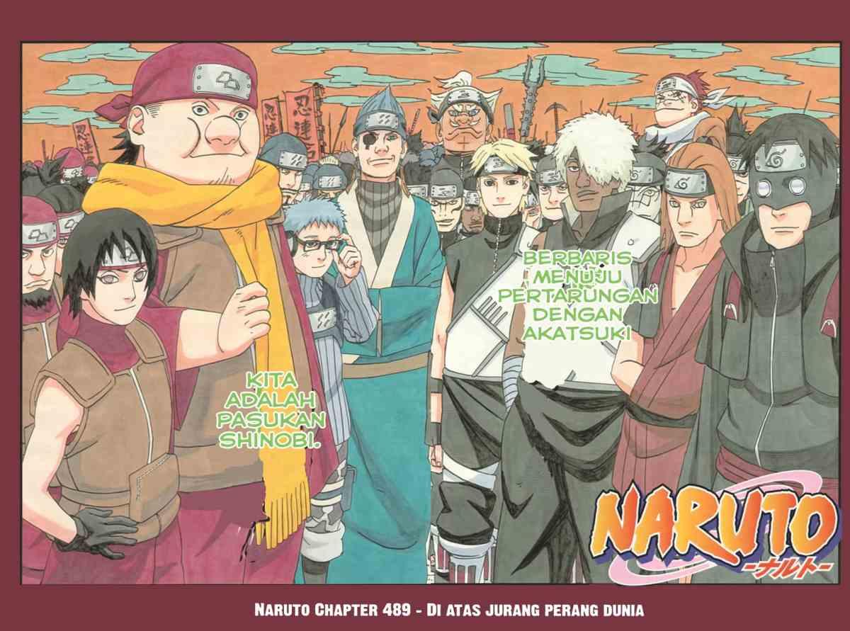 02 03 Naruto 489   Diatas Jurang Perang Dunia