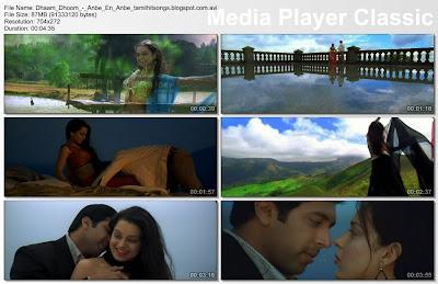 Dhaam Dhoom Songs Lyrics - Tamilpaa.com
