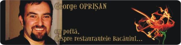 cu poftă, despre restaurantele Bacăului ...
