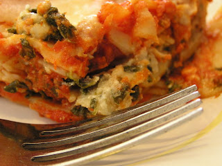 Lasagna from pizzatherapy.com
