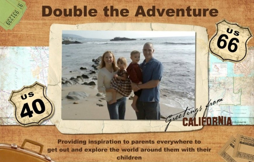 DOUBLE THE ADVENTURE