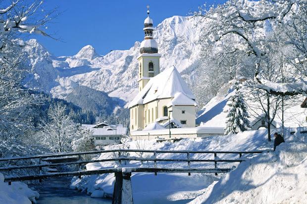 beautiful background winter