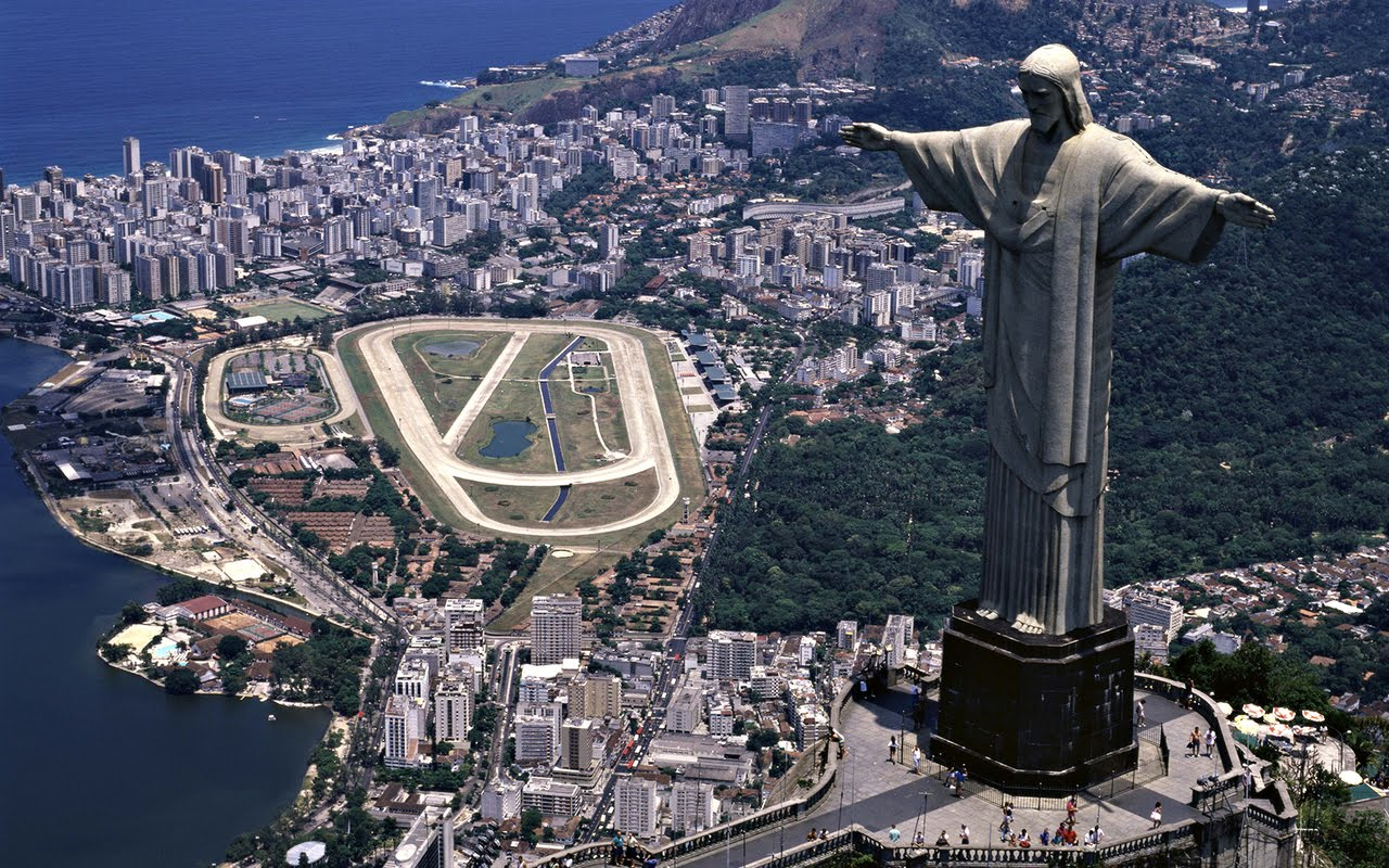 Statue Of Jesus  Rio De Janeiro, Brazil ~ World Travel Destinations