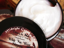 "Touch Me Body Frosting - ""While You Were Sleeping""..."