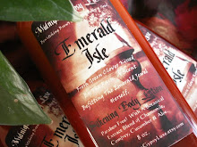 Emerald Isle... Silkening Body Lotion.