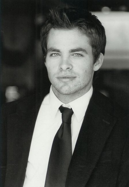 Chris Pine chris pine type