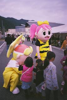 岡山県マスコット・ももっち