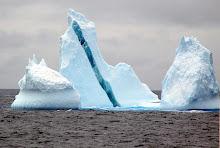 A MARAVILHA DOS ICEBERGS (2)