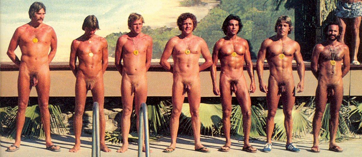 naked men of usa
