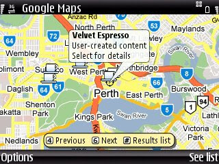 My nokia e63 tips tricks and hacks google maps 32 for mobile point your phone browser here to get the download see a user map of free wifi locations in australia here as an example gumiabroncs Choice Image