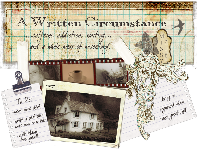 A Written Circumstance