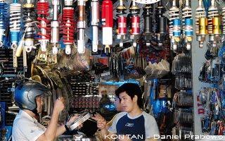 1000 Peluang Usaha Kecil Tips Usaha Toko Onderdil Variasi Sepeda