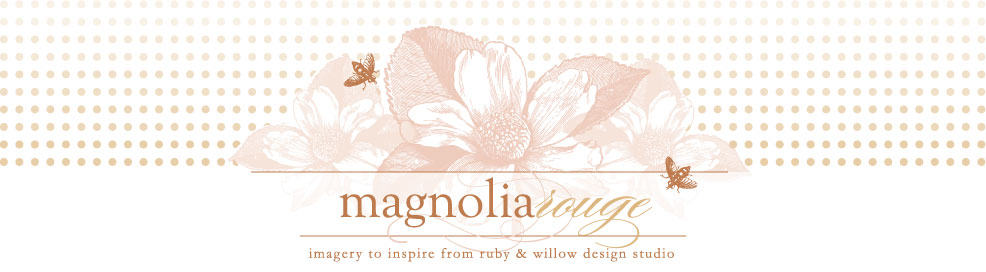 Magnolia Rouge