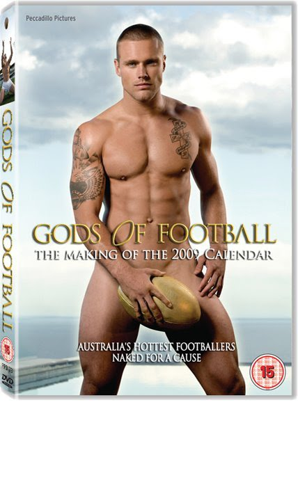 Gods of Football DVD  - UK Release | August 3, 2009