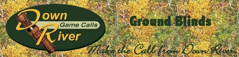 Down River Calls - Ground Blinds