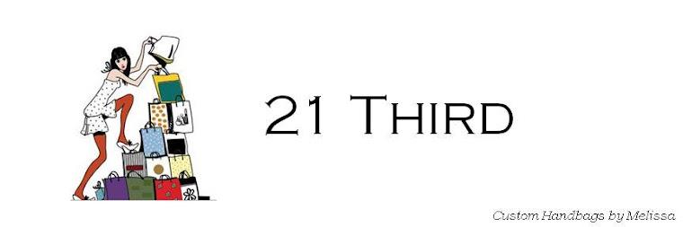 21 Third