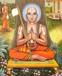Sri Ramanuja Acharya (1017-1137AD)
