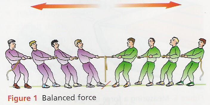 exploring balanced and unbalanced forces