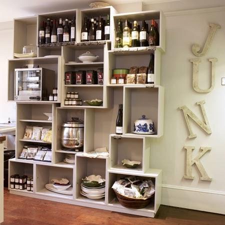 Kitchen remodel designs modern kitchen pantry for Modern kitchen designs 2010
