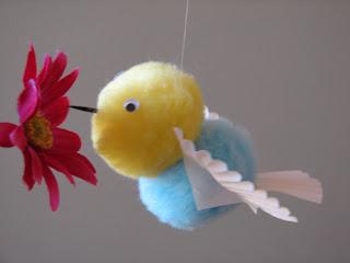 ponpon oyuncak yapımı