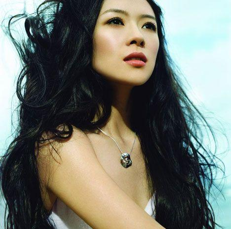 Zhang Ziyi Hairstyles