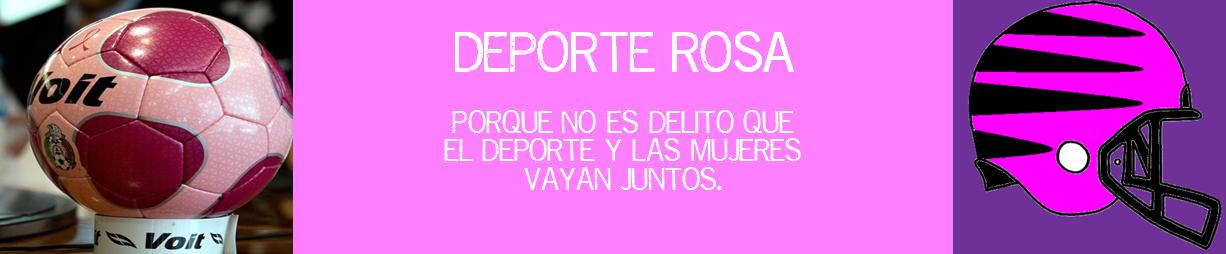 Deporte Rosa