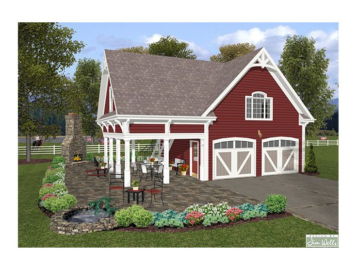 Home ideas two story garage apartment plans Two story garage apartment