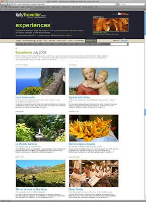 italytraveller.com experience