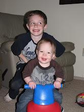 THE BOYS 2009