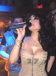Haifaa Wehbe Sexy and Hot Singer
