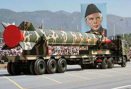 pakistan+nuke Pakistan Quite capable of Nuclear strike on India Within seconds