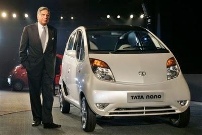 World's cheapest car, Nano