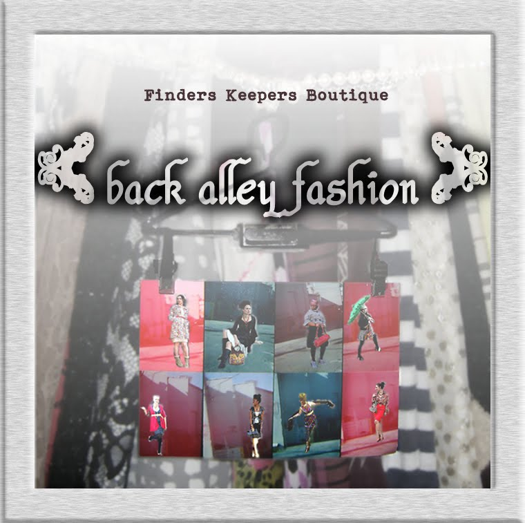 Finders Keepers Boutique Back Alley Fashion