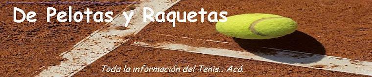 De Pelotas y Raquetas