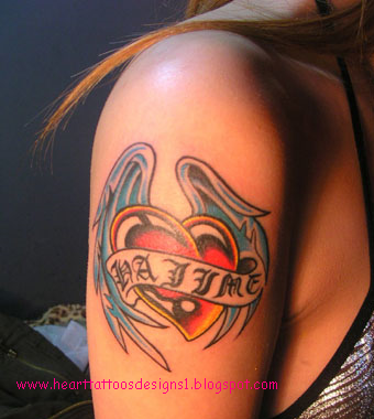 Heart Tattoos For Women and Heart Tattoos For Women Idaes