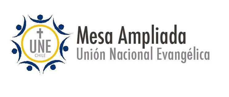 MESA AMPLIADA UNE CHILE