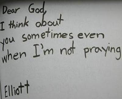 Kids Funny Prayers