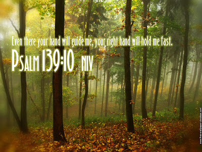 Free Christian Wallpaper Psalm 139:10