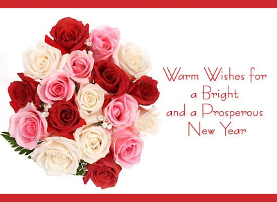 New Year Greetings and Wishes