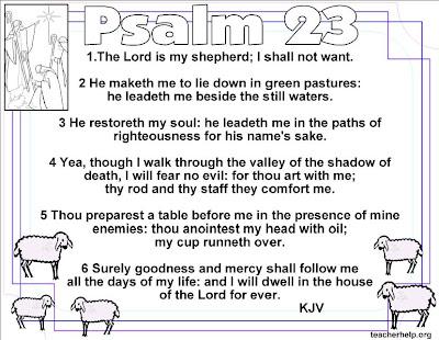 Gateway psalms translation of