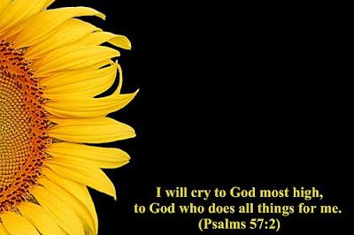 Psalm 57:2 Verse Wallpaper