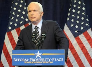 McCain Suspends Campaign to ... Attend to the Economic Crisis